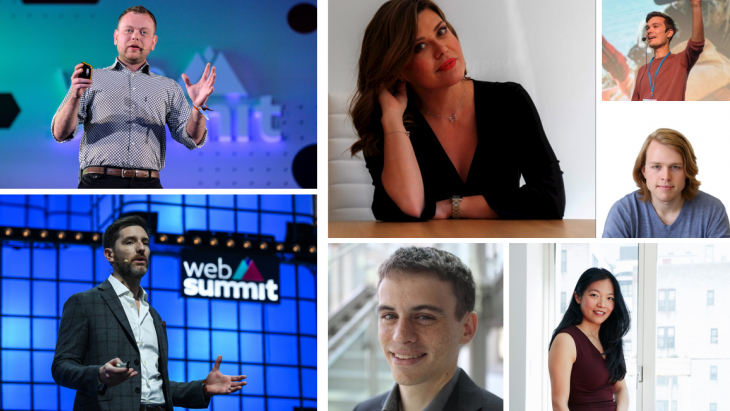 Web Summit The Pitch