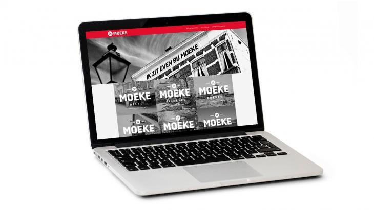 MOEKE mock-up
