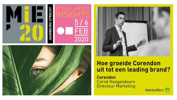 #MIE20: Kom naar de lezing van Corendon op 5 februari