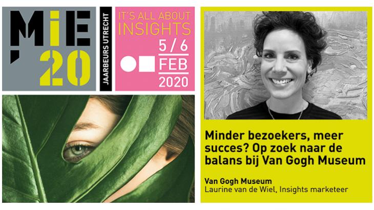 #MIE20: Laurine van de Wiel, Van Gogh Museum