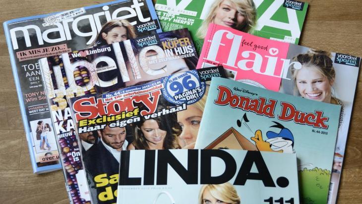 tijdschriften ned