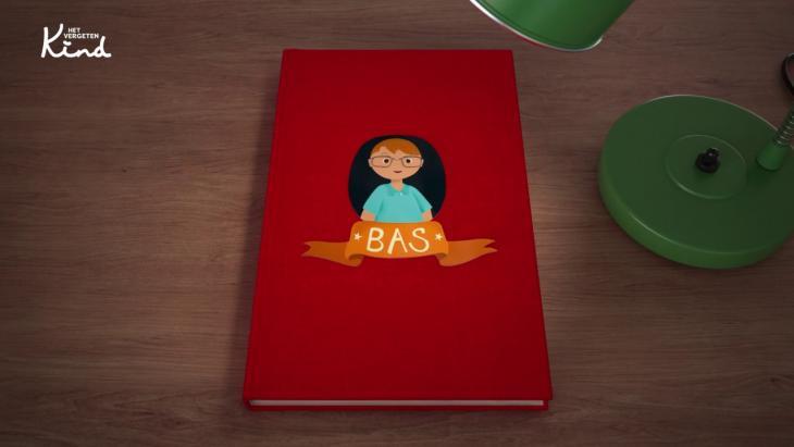 Commercial in de vorm van een pop-up boek
