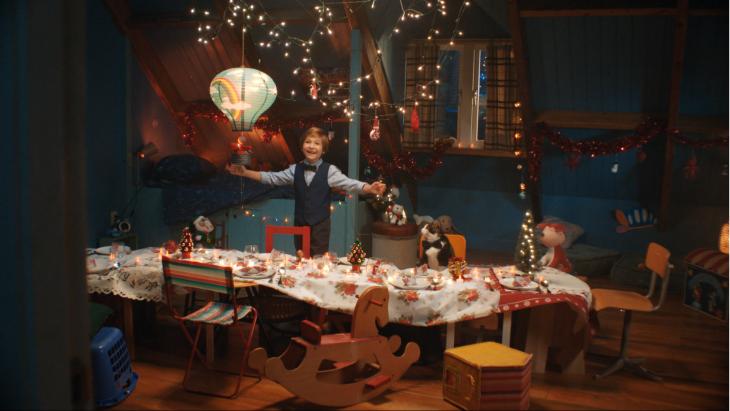 Een onvergetelijke Kerst - Albert Heijn & TBWA\NEBOKO