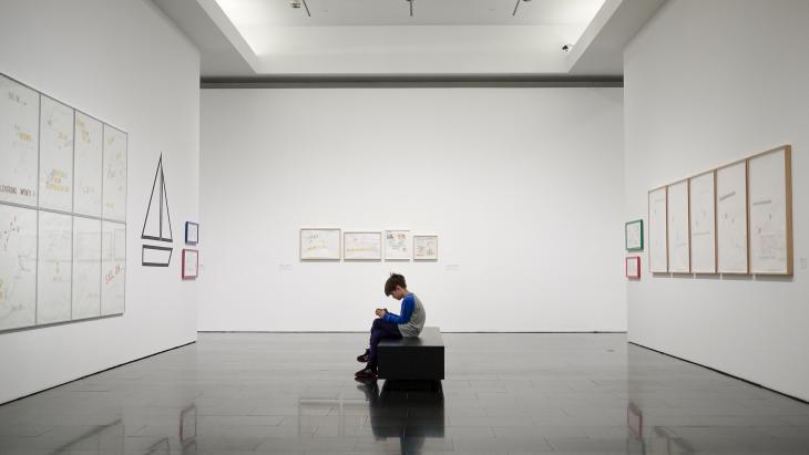 Afbeelding: Millenials en musea