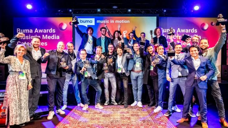 BUMA Awards in Media