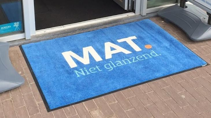Coolblue's mat