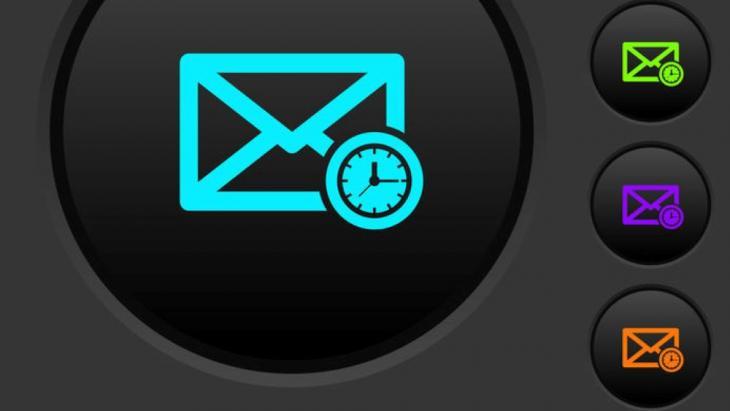 wachten op email
