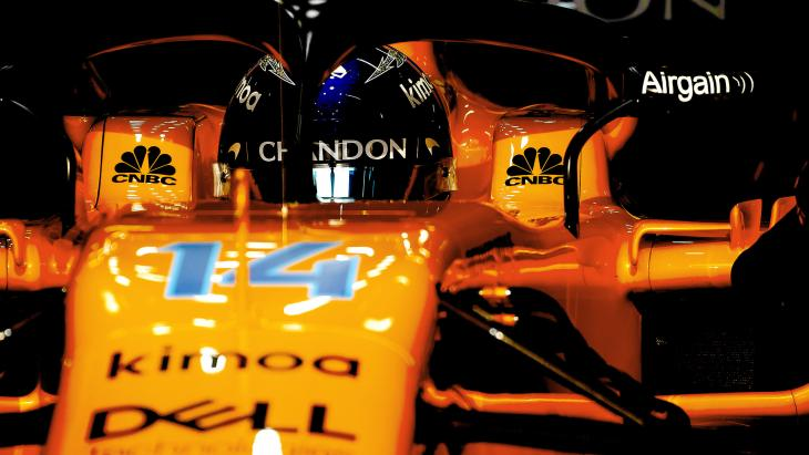 stichd webshop voor McLaren merchandise