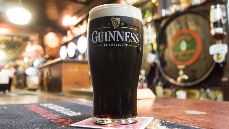 Guinness - Voorzichtig tijdens St. Pat's Day