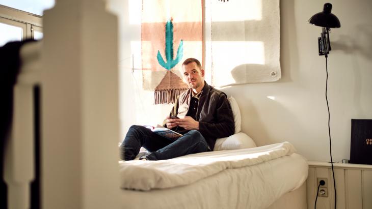 Diederik Broekhuizen - Oprichter The Best Social