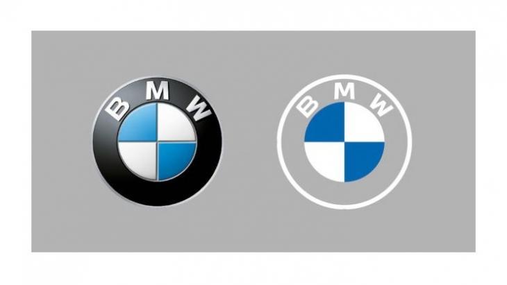 BMW Logo, oud versus nieuw