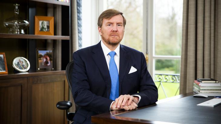 Toespraak Koning Willem-Alexander