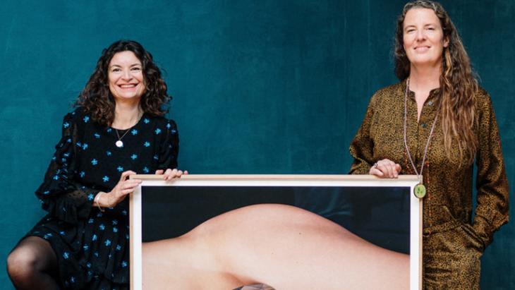 Sandrine Le Goff & Jessica Kersten