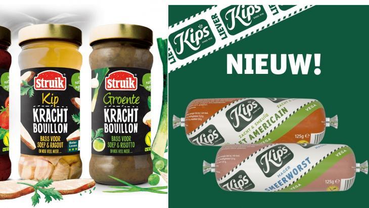 Liever Struik Krachtbouillon - 't Is Kips, 't is Kips...