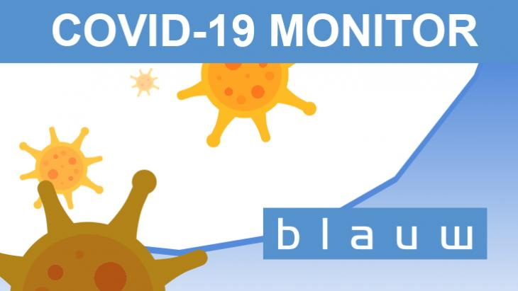 COVID-19 Monitor Blauw Research
