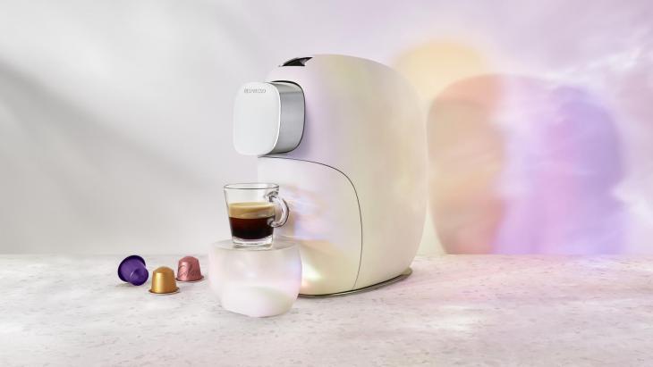 De O van Nespresso