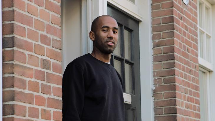 Baba Touré , 'Boss man' van Hammerfest