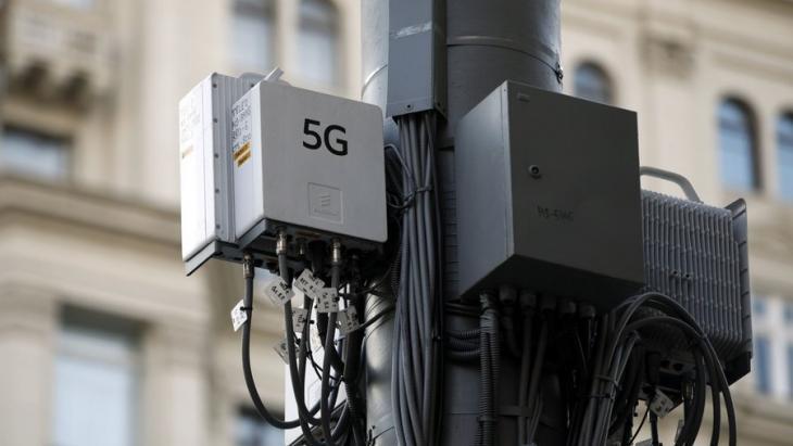 5G Zendmast