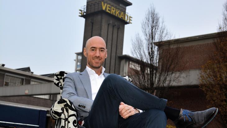 Fabian van Schie, managing director (a.i.) Verkade