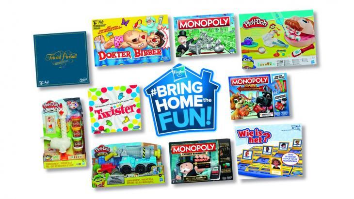 Hasbro - Bring Home the Fun