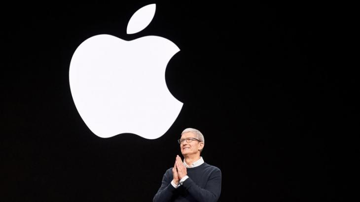 Apple ontwikkelt gezichtsmaskers - Tim Cook