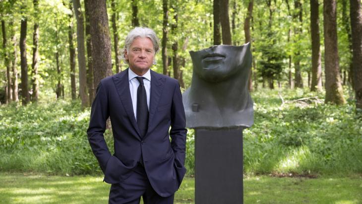 Bertil koop - Levien Willemse