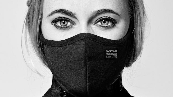 G-Star RAW Protection Face Masks