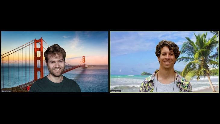 This Agency: Ingmar Larsen en Sem Voortman