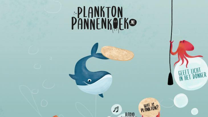 Plankton Pannenkoek