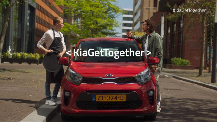 Kia - 'Get Together'-campagne