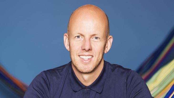 Cmo Arjan Dijk van Booking.com