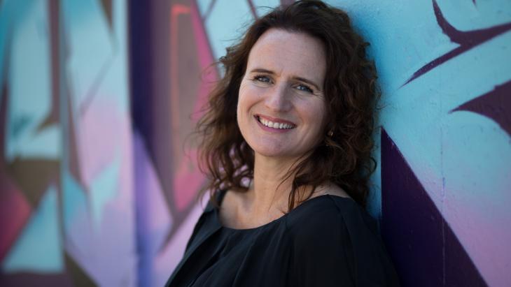 Marion Koopman, voorzitter Vea