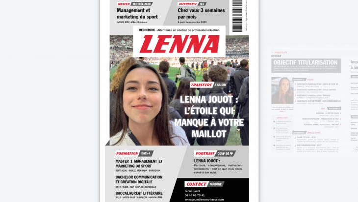 cv - Lenna Jouot