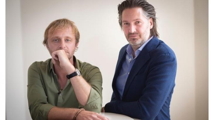 Rogier van Kralingen en Thijs Muller