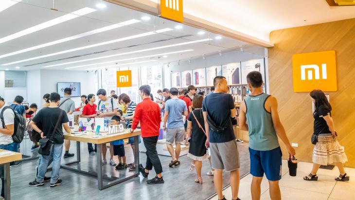 Xiaomi winkel taiwan