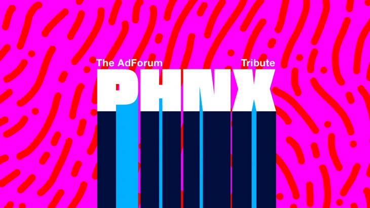 PHNX identiteit van Addikt Amsterdam