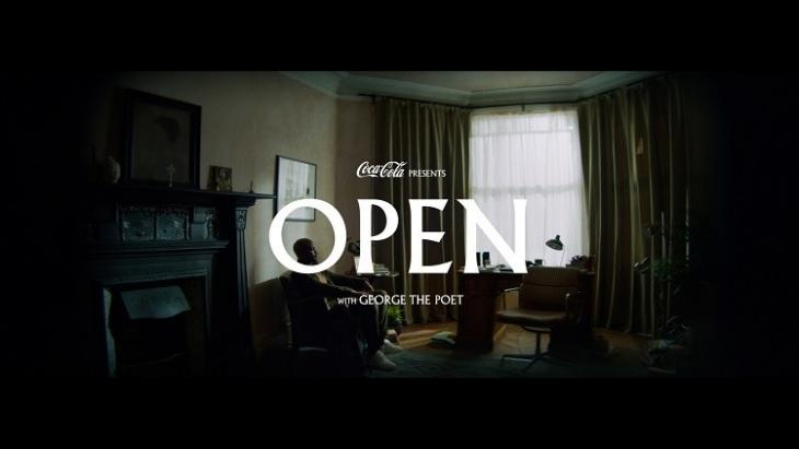 Coca-Cola lanceert eerste campagne sinds lockdown: Open Like Never Before'