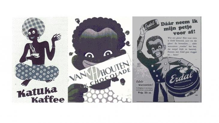 Racistische reclames uit de oude doos