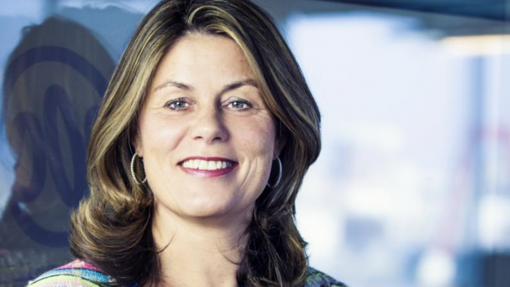 Unilever-cmo Conny Braams