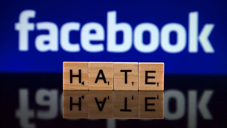 Haatzaaierij op Facebook