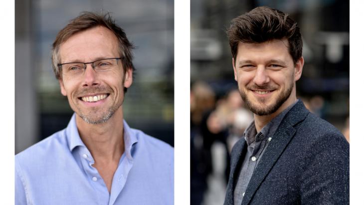 Michel Kok en Meeuwes de Ruiter - HollandSpoor
