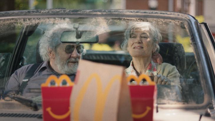 McDonald's campagne: 'Wie maak jij deze zomer happy?'