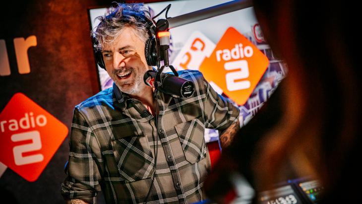 Ruud de Wild, dj bij NPO Radio 2