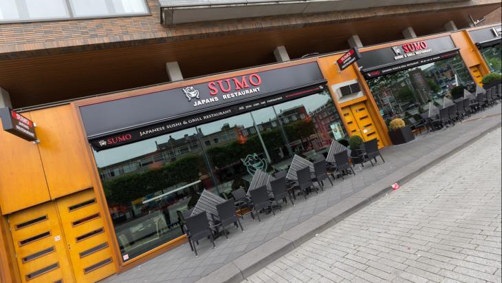 Een Sumo-restaurant