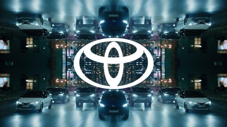 Toyota introduceert een nieuwe merkidentiteit in Europa