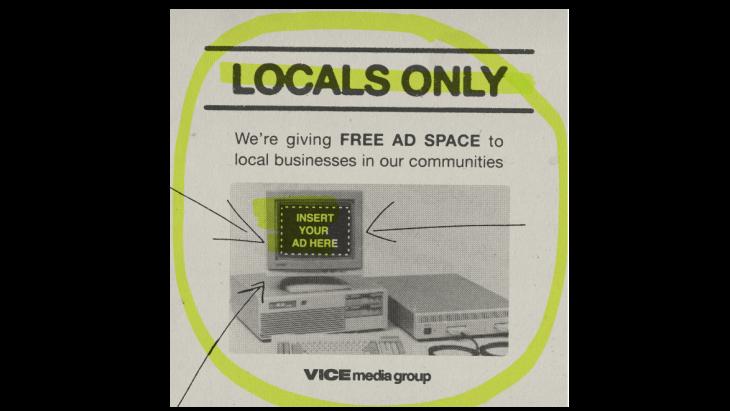 Vice gratis adverteren
