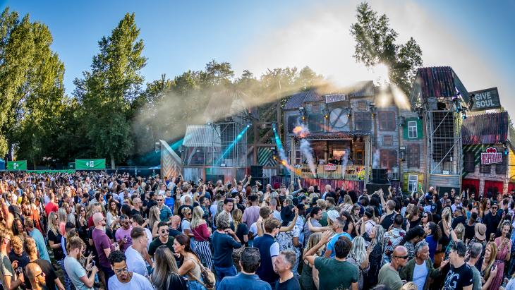 A day at the park gaat door als minifestival