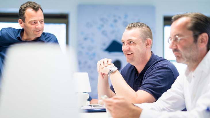 Online clinic: succesvol reboarden