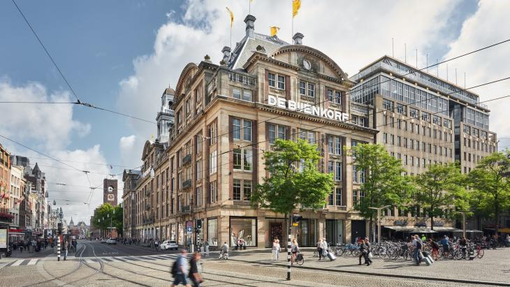 Reorganisatie Bijenkorf kost 190 arbeidsplaatsen