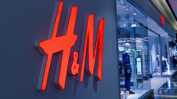 H&M-winkel